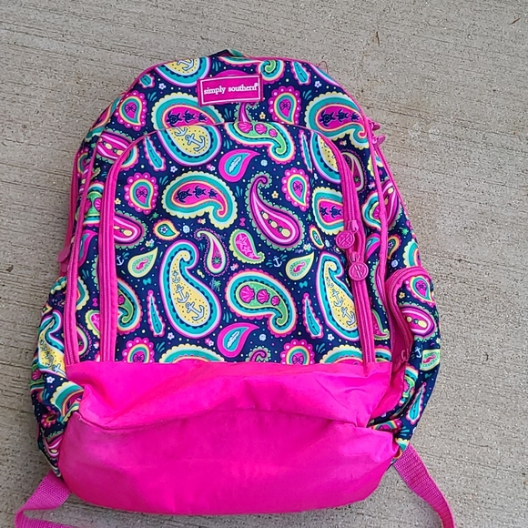 Simply Southern Handbags - Simply Southern full size backpack